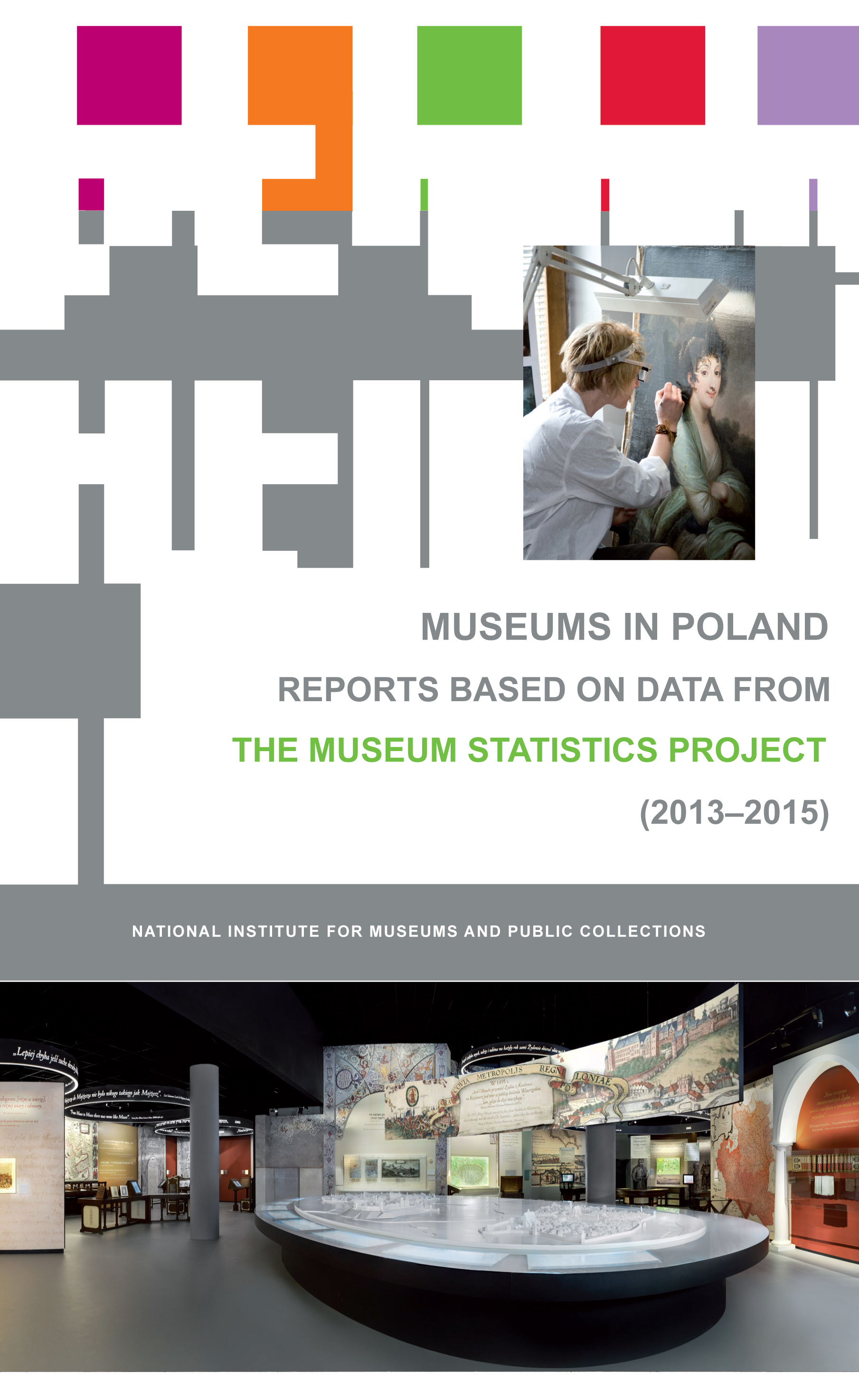 Museums in Poland. Reports based on data from the Museum Statistics Project (2013-2015)